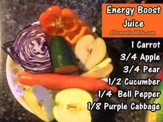 Do you exercise? Try this Energy Boost Juice recipe! The Divine Ms. M Washington - Juicing for beginners juice Juice Smoothie, Smoothie Drinks, Smoothie Recipes, Smoothies, Detox Drinks, Vitamix Juice, Homemade Juice Cleanse, Juice Cleanse Recipes, Juice For Life
