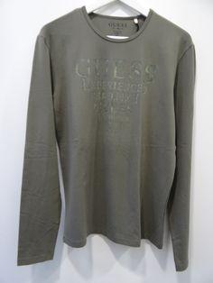 Camiseta militar Guess