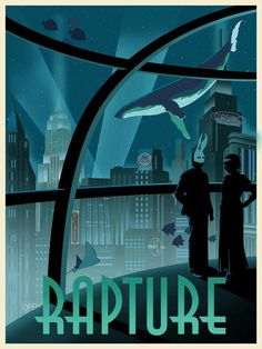 Rapture bioshock