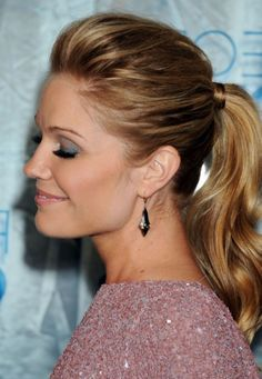 1082j high ponytails hairstyles amazing photo