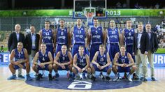 Susijengi ulvoi Vuoden joukkueeksi Slovenia, Basketball Court, My Love, Sports, Products, Hs Sports, Sport, Gadget