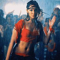 """Andie West (played by Briana Evigan in Step Up 2 The Streets and Step Up: All In) is FAR AND AWAY the best female lead in the franchise. 