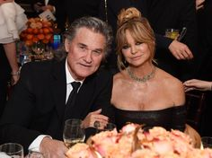 Inside the Golden Globes: Kurt Russell and Goldie Hawn