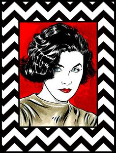 164 best twin peaks images charms chokers clothing Jeep Wrangler audrey horne twin peaks art print audrey horne tee pee twin peaks drawing