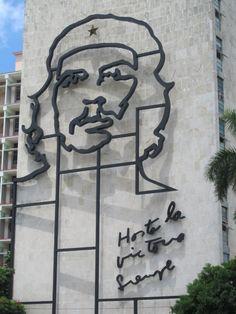 Che Guevara in Havana, Cuba (2010)