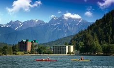 : Harrison Hot Springs, BC   Media centre   Canadian Tourism Commission