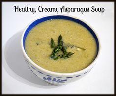 about Soup recipes on Pinterest | Salmon chowder, Asparagus soup ...