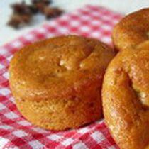 Fat-Free Vegan Apple Banana Muffins Recipe