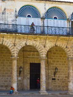 Casa de los Condes de Jaruco - Plaza Vieja - La Havane