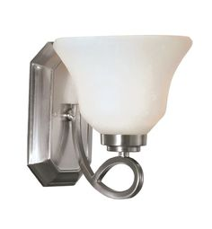 Best Bathroom Light Fixtures | Trans Globe Lighting 3411 BN Indoor  Infinity 7 Wall Sconce Brushed Nickel >>> Want to know more, click on the image.(It is Amazon affiliate link) #instahub