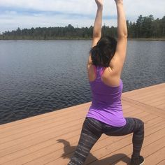 It's International Yoga Day! Put on those yoga pants stretch out your body and let your lungs #breathe.