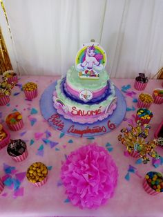 Birthday Cake, Desserts, Food, The Creation, Tailgate Desserts, Birthday Cakes, Deserts, Eten, Postres
