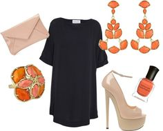 """""""silk dress"""" by abbysands01 on Polyvore"""