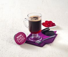 Receitas - Café - Floresta Negra (Espresso e Cereja) - NESCAFÉ® Dolce Gusto®
