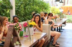 This Playful Palm Springs Bachelorette Party Is Every Girl's Dream Getaway