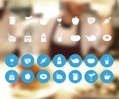 Food Icons: Free Icon Set