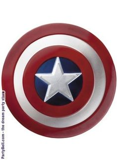 Captain America Movie - Captain America Shield (Child)