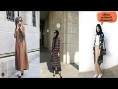 Beautiful and stylish hijab and gown upper designs Hijab Caps, Stylish Hijab, Duster Coat, Gowns, Fresh Flowers, Beautiful, Jewelry, Youtube, Design