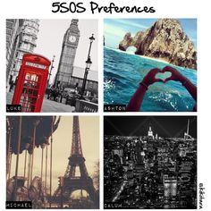 """5SOS Preferences: Where you go on your Honeymoon"" by kikitara on Polyvore"
