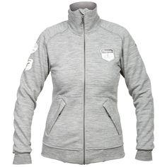 Torvull Lady Jkt Grey Mel S Motorcycle Jacket, Sportswear, Athletic, Lady, Style, Fashion, Swag, Moda, Athlete