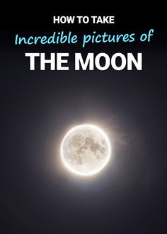 With the right techniques and a little practice, you too can take amazing photos of the full moon, and during every other lunar phase. Moon Photography Settings, Film Photography Tips, Hobby Photography, Photography Lessons, Photography For Beginners, Night Photography, Photography Tutorials, Digital Photography, Full Moon Pictures