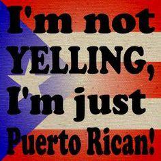 puerto rican funnies | im_not_yelling_im_just_puerto_rican_tote_bag.jpg?height=250&width=250 ...