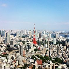 5 areas you shouldn't miss on your first visit toTokyo http://townske.com/guide/11605/tokyo