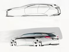 Kia Sportspace Sketch