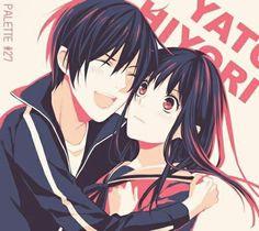 noragami #hiyori # yato #manga #anime
