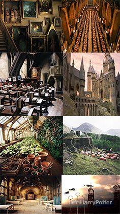 Hogwarts Aesthetic by DIY-HarryPotter
