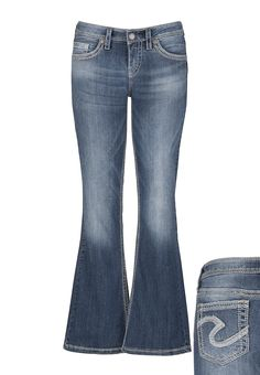 Silver Jeans Co.® Lola Bootcut Jeans - maurices.com