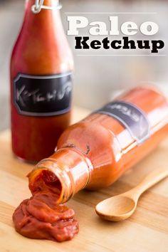 Ketchup (Paleo/Whole30)