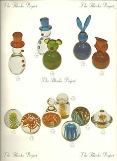 The Blenko Project is dedicated to recording the past, analyzing the present and being an advocate for the growth and preservation of BLENKO GLASS. Blenko Glass, Rainbow Glass, Antique Glassware, Glass Company, Vintage Pottery, Makers Mark, Milk Glass, Colored Glass, Vases
