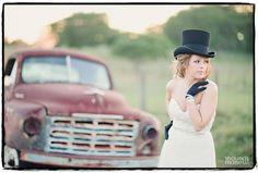 Shauna Maness Photography Vintage Bridal Photography (9)