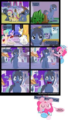 A Princess' Tears - Part 34 by MLP-Silver-Quill.deviantart.com on @deviantART....this comics good but I'm only gonna put one part