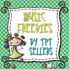 RESOURCE - Elementary Music freebies from around the web