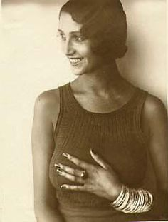 Jacques-Henri Lartigue, Renée Perle, 1930-1932 by Gatochy, via Flickr