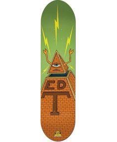 Ed Templeton deck