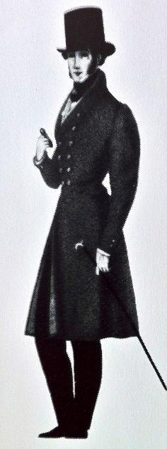 1800's Fashion for Men