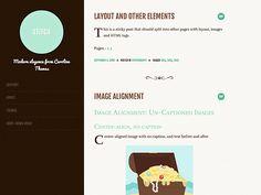 WordPress › Stitch « Free WordPress Themes