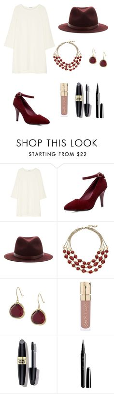 37 by brielle-valet on Polyvore featuring Helmut Lang, Karen Kane, Lucky Brand, rag & bone, Max Factor, Smith & Cult and Marc Jacobs