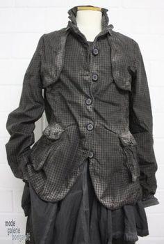 Rundholz black label winter 2013, fabulous jacket wires