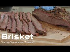 Brisket: Tracking Temperatures Wirelessly! | ThermoWorks | Recipe