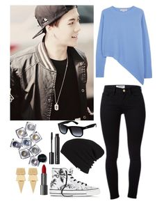 JYP outfit with Jackson (requested by anon) - Admin K