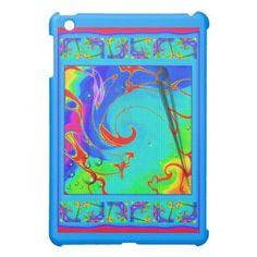 My Cliche Haze iPad Mini Cover