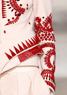 Givenchy - gorgeous detail