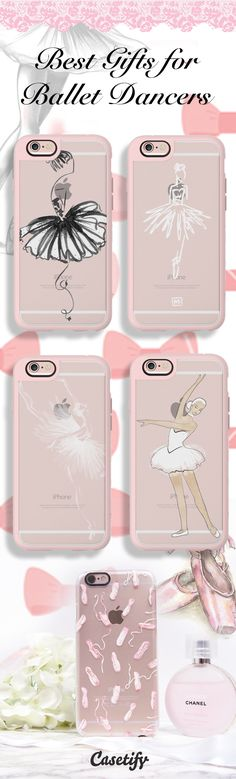 Dance like there is no tomorrow. Best Gifts for Ballet Dancers right here: http://www.casetify.com/artworks/EcoUi2kA7Q