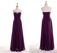 Evening Dress,Evening Dresses,Formal Evening Gown,Long Bridesmaid Dress
