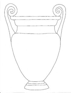Greek Vase Worksheets and Pattern Samples $3 TPT really nice!