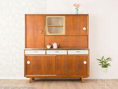 Vintage Kommoden - 50er Küchenschrank, Schrank, Vintage - ein Designerstück von Mid-Century-Friends bei DaWanda